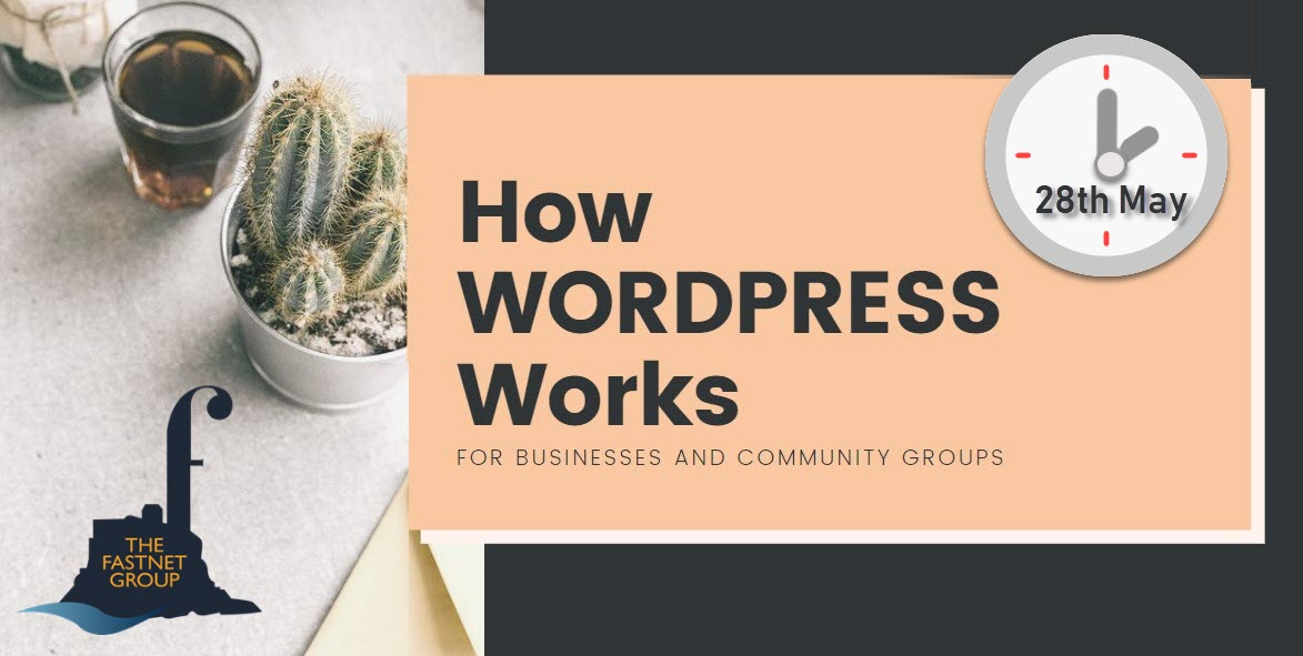 how wordpress works eventbrite